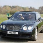 10-17s Drive a Bentley