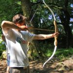 Archery in the Glencoe Valley