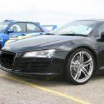 Audi R8 Thrill in Oxfordshire