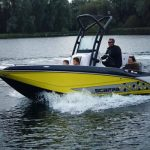 Scarab Jet Boat Ride