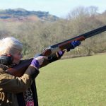 Clay Pigeon Shooting South Wales