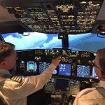737 Flight Simulator London