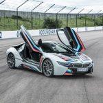 BMW i8 Circuit Drive