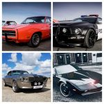 Drive Famous Movie Cars