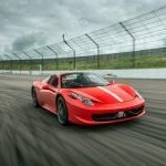 Ferrari 458 Spider Drive