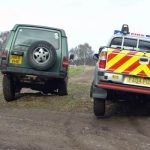 4×4 BORDA Training