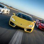 Supercar Choice with Hotlap