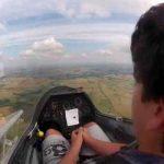 Gliding in Lincolnshire