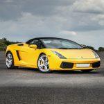 Lamborghini Thrills