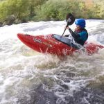 Kayak Lessons in North Wales
