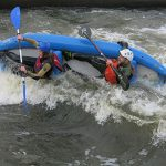 White Water Kayaking for Two Nottingham