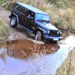 4×4 Jeep Driving Fife