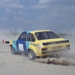 Iconic MK2 Escort Rally Experience