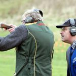 Clay Shooting in Derbyshire