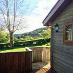 Log Cabin Break for Two Swansea