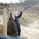 Clay Shooting Wales