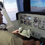 Flight Simulator Glasgow
