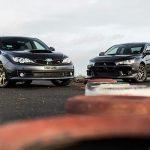 Subaru vs Evo Hertfordshire