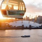 Thames Clippers and Emirates Air Line