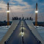 Climb and Dine with Up at The O2