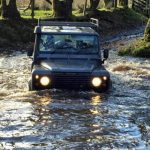 4×4 Passenger Ride Experience