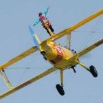 Wing Walking Devon