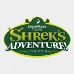 Shreks Adventure & Meal for Two