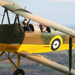 Vintage Tiger Moth Flights Cotswolds