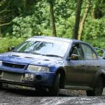 Mitsubishi Lancer Evolution Rally
