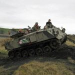 Tank Driving Northumbria