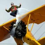 Wing Walking Yorkshire