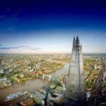 The Shard & London's Highest Champagne Bar