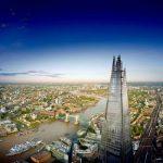 The Shard & London's Highest Champagne Bar