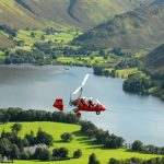 Lake District Gyroplane Experience
