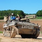 Tank Driving in Hampshire
