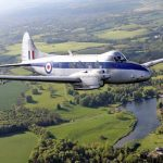 Vintage Leeds Castle Pleasure Flight